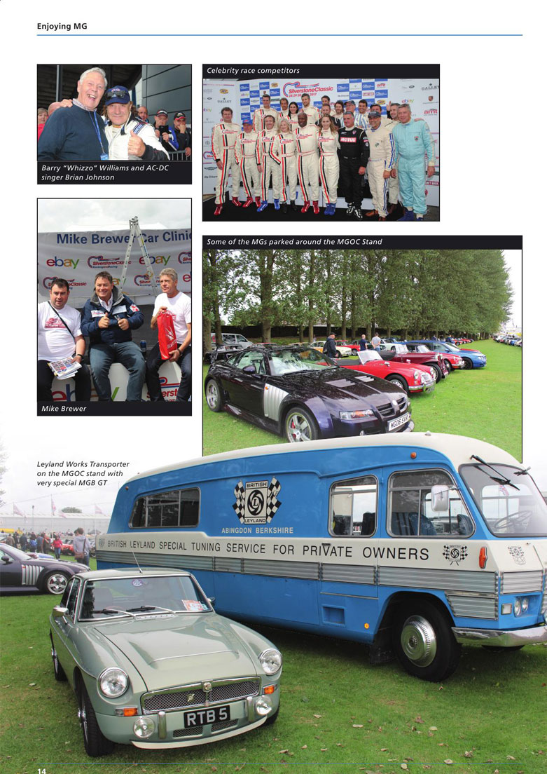 Silverstone Classic 2017 Page 2
